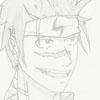 "Character Portrait: Adair ""Sock"" Ravensdale"