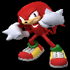 Character Portrait: Knuckles The Echidna