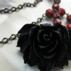 Tainted Black Rose