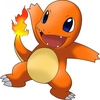 Character Portrait: Cinder the Charmander
