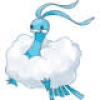 Character Portrait: Fluff The Altaria